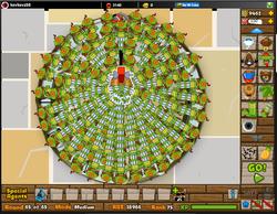monkey tower defense 4 hacked